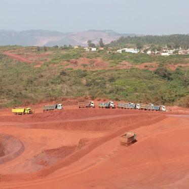 Ballari mining