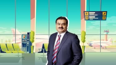 A thorn in Gautam Adani's airports crown