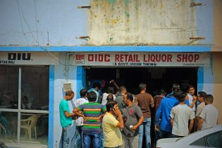 This country liquor maker's stock is up nearly 500%
